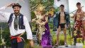 Nejkrásnější muži světa v národních kostýmech: Jedni nazí, druzí zahalení!