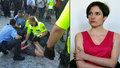 Kateřina při akci na podporu migrantů napadla policistu. Soud kývl podmínce