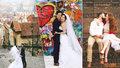 Tipy na nejhezčí svatební fotky v Praze: Kde vyniknou šaty a kam musíte brzy ráno?