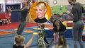 Bláznivka Diana Kobzanová: Na dětské gymnastice skákala jako obří zajíc
