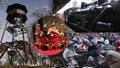 15 tipů na víkend: Bitva u Sudoměře, klenoty Lucemburků i vlak legionářů!