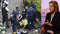 Terorista z Londýna psal zprávu tři minuty před útokem. Je tajná, Britové zuří