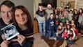 Sue a Noel Radfordovi čekají dvacátého potomka. Početná rodina se ještě rozroste.