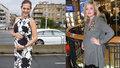 Těhule Doleželová se Štíbrovou: Obě jsou v sedmém měsíci! Kdo má větší pupek?