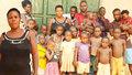 Mariam Nabatanzi má 38 dětí.