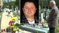 7 let od smrti Petra Muka (†45): Nad hrobem vzpomínal zlomený otec!