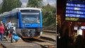 Nekonečné čekání na vlaky nekončí: Brzdí je pomalá a zastaralá železnice