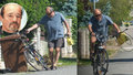 Viktor Preiss hazarduje na kole: Divoká jízda s plnýma rukama!