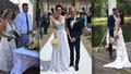 Víkendové svatební šílenství: Krásky si braly pracháče!