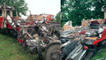 Vlakové neštěstí na Chrudimsku přežili pouze 4 lidé: Do osobního vlaku před 22 lety narazily vagony plné železa