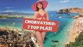 Sedm nejkrásnějších pláží Chorvatska: Objevte tyto klenoty Jadranu!