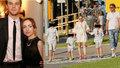 Tatiana Vilhelmová dokonale sladila svou rodinku: Všichni měli stejné oblečení