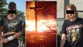 Kluci podezřelí ze zapálení kostela jdou z basy? Soud rozhodl o jejich stížnosti, zatím tajně