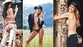 Andílci z Victoria's Secret vyzkoušeli western: Sexy kovbojky
