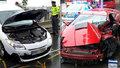 Mokro zabíjí na Moravě! 10 drsných autonehod během začátku září: Smrtka úřadovala na silnici
