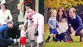 Nenápadná chůva princátek George a Charlotte: Umí taekwondo a řídí jako ďas