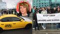 Taxikáři dali primátorce ultimátum: Do pátku musí vyřešit Uber, jinak budou stávkovat