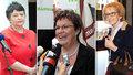 Exministryně táhnou na Sněmovnu. Do voleb jdou Džamila Stehlíková, Válková i Kuchtová