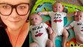 Záhadné úmrtí: Matka uložila trojčátka (5 měs.) ke spánku, ráno našla dvě mrtvá