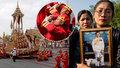 Thajsko po roce zpopelní krále. Lidé čekají na obřad ve frontě několik dní