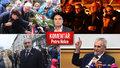 Prezidentští kandidáti Jiří Drahoš, Michal Horáček, Mirek Topolánek i Miloš Zeman v komentáři Petra Holce