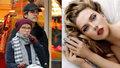 Jako den a noc. O Scarlett Johansson bez líčidel na ulici nezavadíte pohledem
