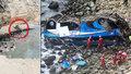 Strašlivý pád: Autobus sletěl z útesu, na místě je nejméně 48 mrtvých