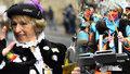 Rozruch v centru Prahy: Přes tisíc hudebníků v maskách roztančilo davy lidí