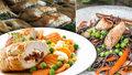 Šalotka, špenát, mrkev: 3 recepty se zeleninou v hlavní roli