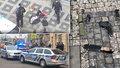 VIDEO: Střelba v pražských Holešovicích! Muže zpacifikovali policisté, nikdo se nezranil