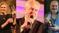 Zeman zve na oslavu tisícovku hostů. Zazpívají jim Vondráčková, Michal David i Hůlka