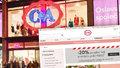 Obchod C&A spustil e-shop i pro Čechy. Módu pošle z Německa a je celý anglicky