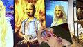 Chlupatá Mona Lisa a hláškující Ježíš: Da Vinci by koukal! Výstava přibližuje slavného mistra dětem
