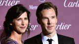 Herec Benedict Cumberbatch alias Sherlock bude otcem!