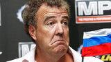 Jeremy do Moskvy! Clarksona z Top Gearu chtějí v ruské televizi