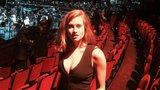 Emma Smetana zasedla místo královně! Z lóže Royal Albert Hall ji vykázali
