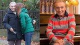 Boj Karla Gotta s rakovinou: Oholil si hlavu! A přišly i další problémy