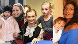 Krásné, slavné, ale opuštěné: České hvězdy, které budou s dětmi na Vánoce bez partnerů