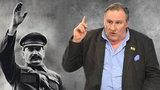 Jeho láska k Rusku nezná mezí Dépardieu bude hrát Stalina!