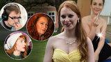 Kolegové herečky Šteflové jsou v šoku: Lucie, a prostitutka? To je strašný!