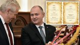 Kalašnikov, paštika a víno: Zeman na jihu Moravy nazval své kritiky šašky
