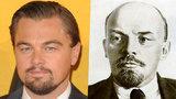 Leonardo DiCaprio si brousí zuby na roli Lenina: Ruští komunisté zuří!