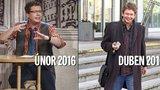 První foto: Pohublý Aleš Cibulka je dva měsíce po kolapsu k nepoznání