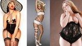 10 zatraceně sexy baculek, které dnes slaví Mezinárodní den proti dietám