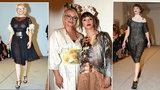 Matka s dcerou dráždily v prádle: Šišková a Nvotová ukázaly podprsenky a kalhotky