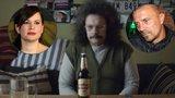 Král z reklam na pivo zemřel během MS v hokeji. Pivo vyfoukl Řepkovi i Kerekes