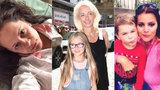 Za odměnu, nebo za trest? České celebrity dávají dětem opravdu nezvyklá jména!