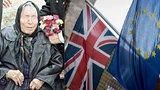 Brexit může být počátek konce Evropy! Slepá Baba Vanga ho předpověděla na rok 2016