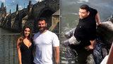 Pracháč Bilzerian nabídl v Praze půl milionu za přeplavání Vltavy, hamoun se málem utopil