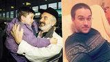 Andrej Chalimon alias Kolja: Přítelkyně mu utekla do Izraele